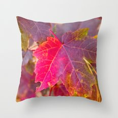 Fall Party Throw Pillow