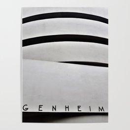 (Gu)genheim Poster