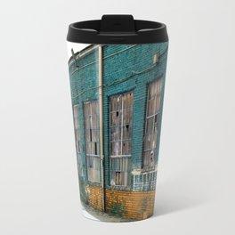 Abandoned Factory Travel Mug