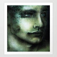 Tormented Art Print
