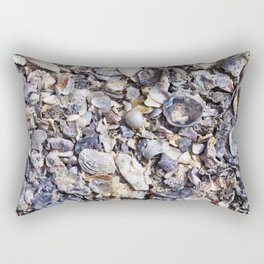 Shells OnThe Shore Rectangular Pillow
