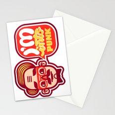 I'm Into Punk Stationery Cards