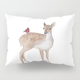 Little fawn Pillow Sham