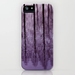 Water Trees - JUSTART © iPhone Case