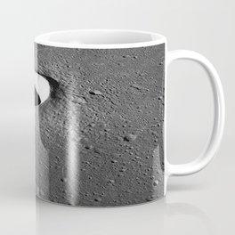 Apollo 10 - Moltke Moon Crater Coffee Mug