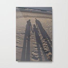 Connection Metal Print