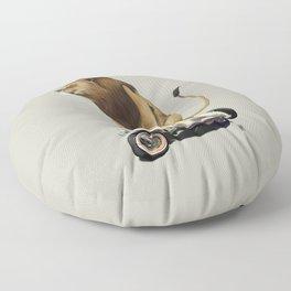 Lamb (Colour) Floor Pillow