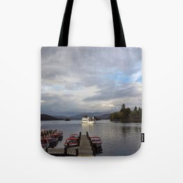 Bowness-on-Windermere Tote Bag