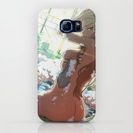 Zelda's Bathtime iPhone Case