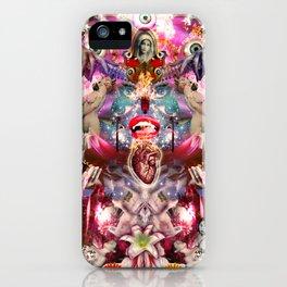 Intergalactic Orgasm iPhone Case