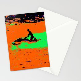 Summer Jetting - Jet Ski Fun Stationery Cards
