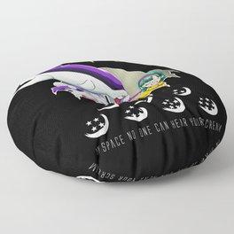 ALIEN DBZ Floor Pillow