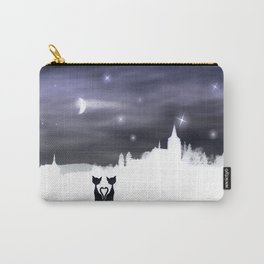 Cats on tour 2 Carry-All Pouch