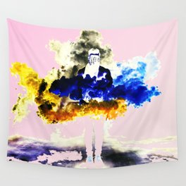 Boom Color Wall Tapestry