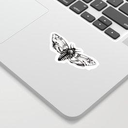Acherontia Sticker