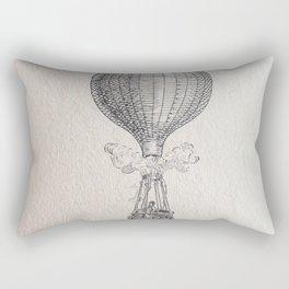 Hot air Ballon Rectangular Pillow