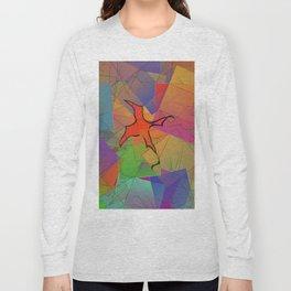 2506 Little cubistic phoenix ... Long Sleeve T-shirt
