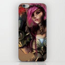 Piltover Enforcer iPhone Skin