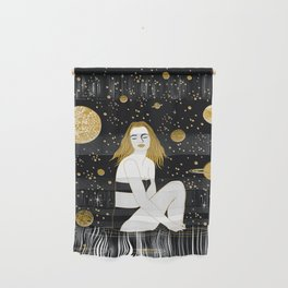 meteor shower Wall Hanging
