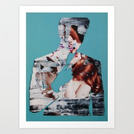 Formal Affair Art Print