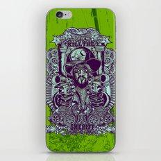 kill the sheriff iPhone & iPod Skin