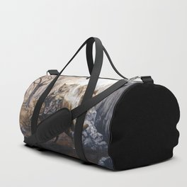 Pack of Wolves Duffle Bag