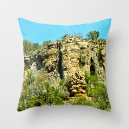 Natural Architecture... Throw Pillow