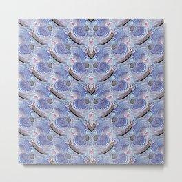 Peculiar Pattern Abstract  #213 Metal Print