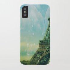 Paris Dreams iPhone X Slim Case