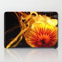 jelly fish iPad Cases featuring Jelly Fish by John Mark