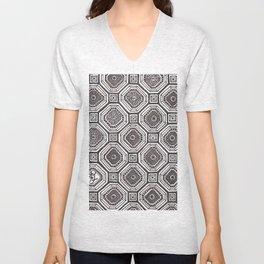 Textile 8 Unisex V-Neck