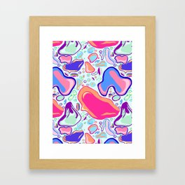 Oh What a Rain it Would Be Framed Art Print