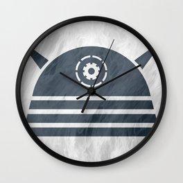 Dalekticons  Wall Clock