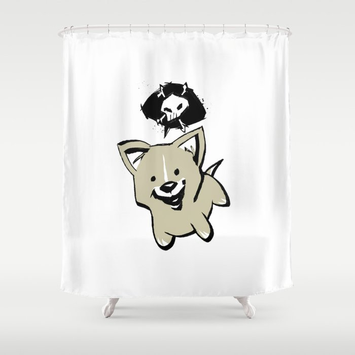 minima - ski-doo Shower Curtain