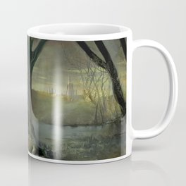 Labyrinth, Ludo, The Labyrinth, Concept Art Coffee Mug
