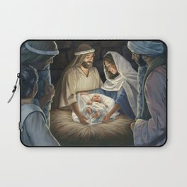 The Shepherds Arose Laptop Sleeve