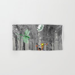Forest of Giants Hand & Bath Towel