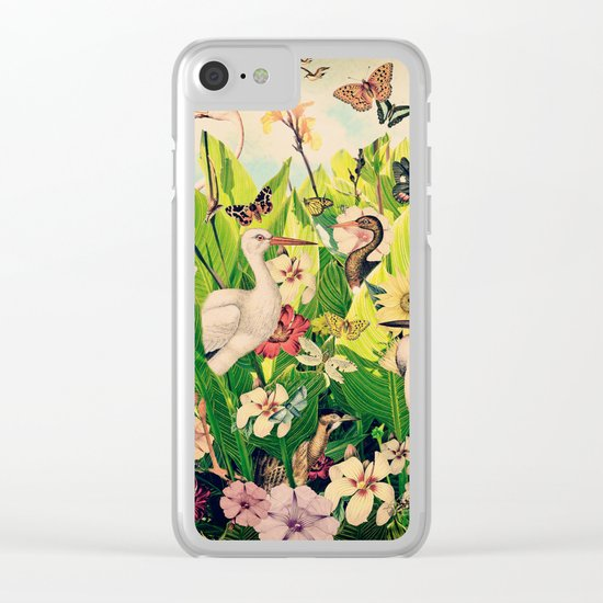 Splendor Clear iPhone Case