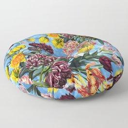 Sky Garden Floor Pillow