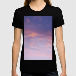 Sunset clouds T-shirt