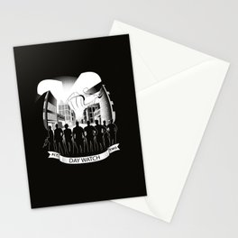 P2 Day Watch Stationery Cards