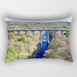 Pontcysyllte Aqueduct Rectangular Pillow