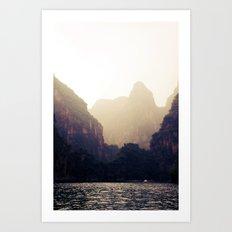 Valley Art Print