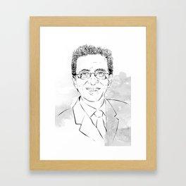 JORDI HURTADO Framed Art Print