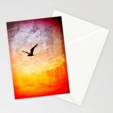 Flight at Dawn Stationery Cards