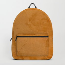 Dante Orange Stucco - Luxury - Rustic - Faux Finishes - Venetian Plaster Backpack