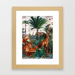 Beautiful Forest II Framed Art Print
