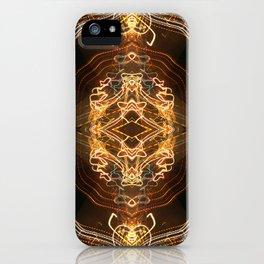 Celestial Shrine iPhone Case