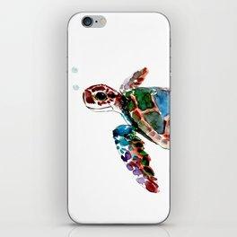 Baby Sea Turtle iPhone Skin
