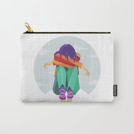 don't be sad baby Carry-All Pouch